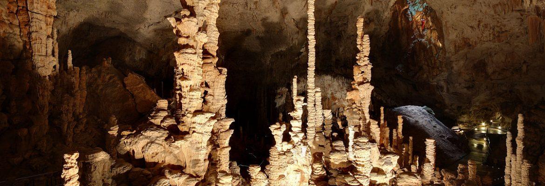 Grand Site of Orgnac, Orgnac-l'Aven, Rhone-Alpes, France