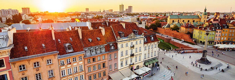 Castle Square, Warsaw, Masovian Voivodeship, Poland