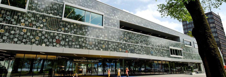 Swiss Museum of Transport,Luzern, Switzerland