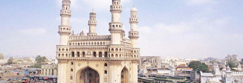 Charminar Monument,Telangana, India