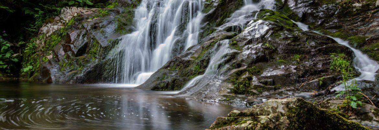 Canyon Falls,Smolyan, Bulgaria