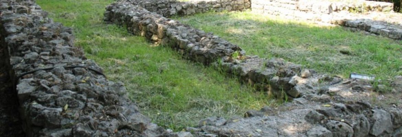 Sexaginta Prista Roman Fortress Museum,Ruse, Bulgaria