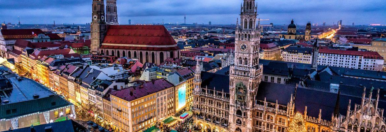 Marienplatz,München, Germany
