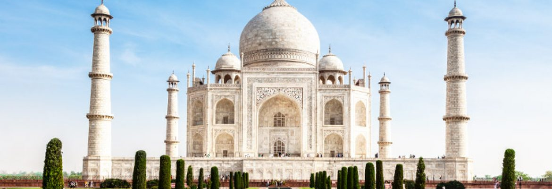 Taj Mahal, Unesco, Uttar Pradesh, India