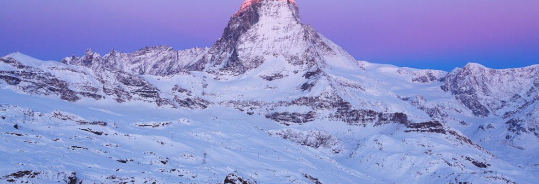 Mount Gornergrat,Zermatt, Switzerland