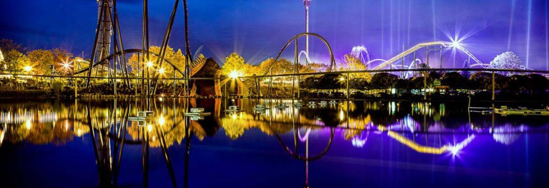 Heide Park Resort,Soltau, Germany