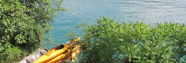 Kanuwelt Buochs Kayaking, Canoeing, Hiking, Buochs, Switzerland
