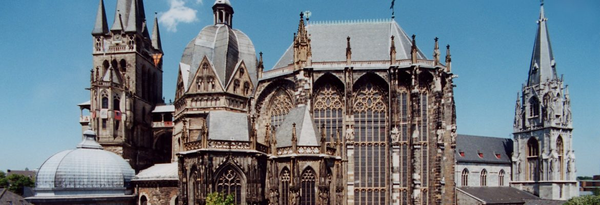 Aachen Cathederal, Unesco Site, Aachen, Germany