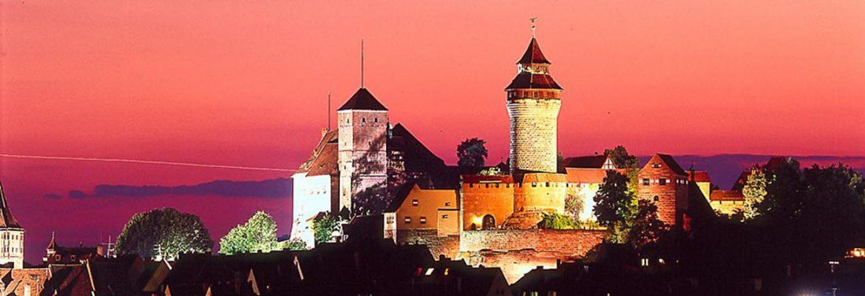 Imperial Castle of Nuremberg,Nürnberg, Germany