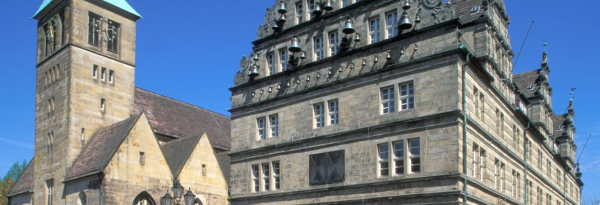 Pied Piper's house, Hamelin, Germany
