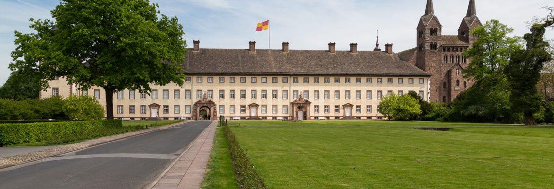 Schloss Corvey, Unesco Site, Weltkulturerbe, Germany