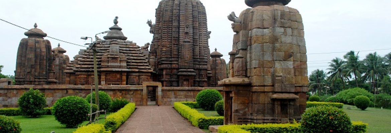 Bhubaneswar Temple City,Odisha, India