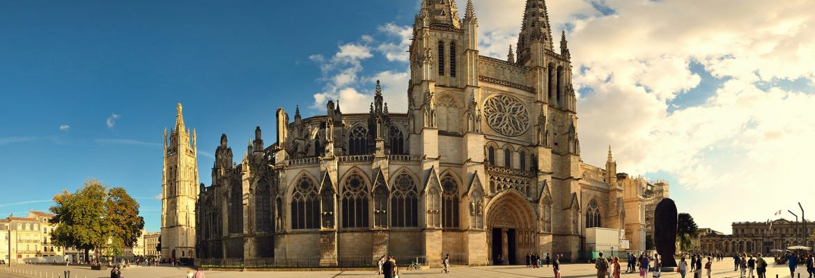 Bordeaux Cathedral, Aquitaine, France