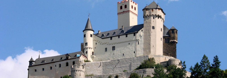 Marksburg Castle,Braubach, Germany
