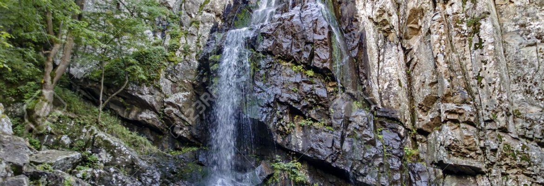 Boyana waterfall, Bulgaria