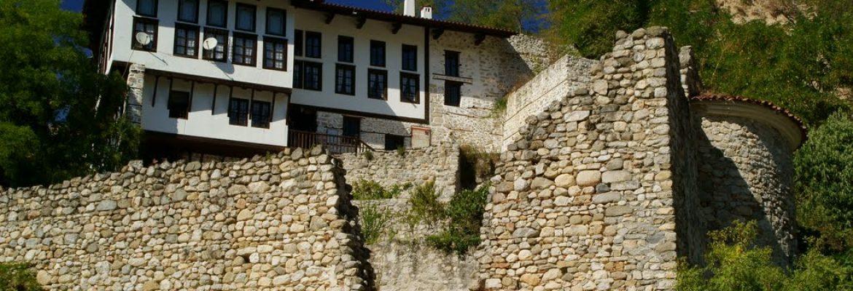 Kordopulova house,Melnik, Bulgaria