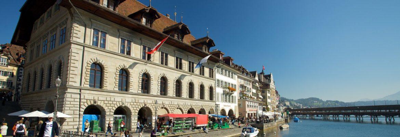 Old Town,Luzern, Switzerland