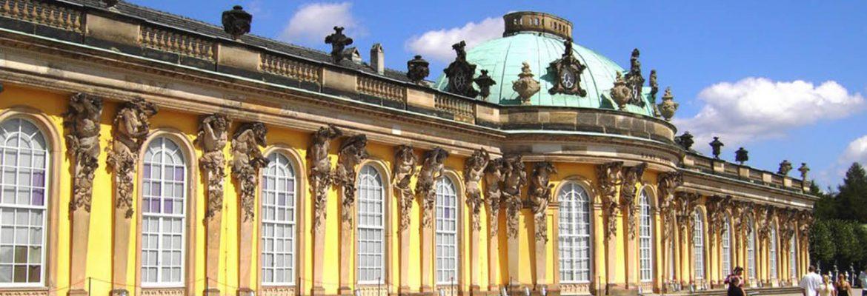 Sanssouci Park, Unesco Site, Potsdam, Germany