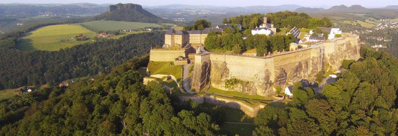 Königstein Fortress,Königstein, Germany