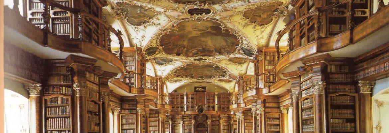 Abbey of Saint Gall,Unesco Site, St. Gallen, Switzerland