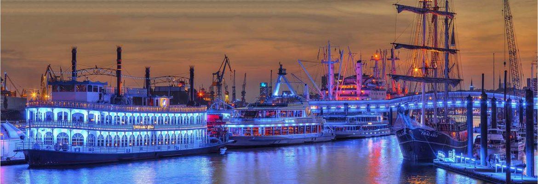 Port of Hamburg,Hamburg, Germany