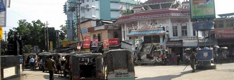 Nepali Mandir,Assam, India