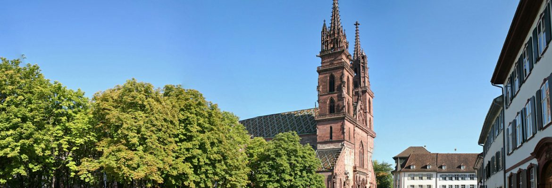 Münsterplatz, Basel, Switzerland