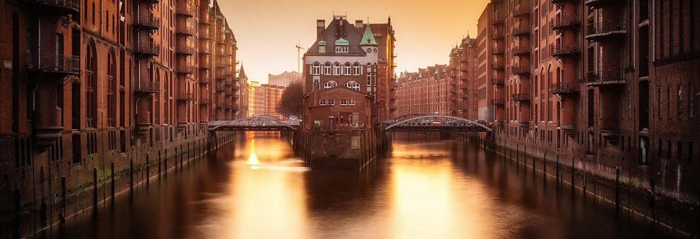 Warehouse District, Hamburg, Germany