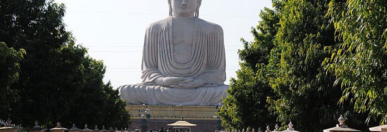 Burmese Monastery,Daijokyo Buddist Temple, Bihar, India
