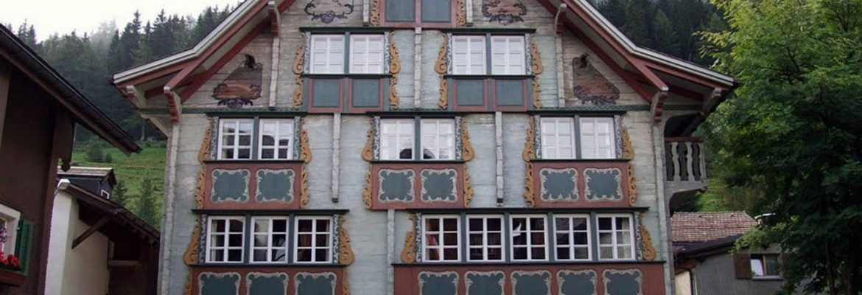 Talmuseum Ursern,Andermatt, Switzerland