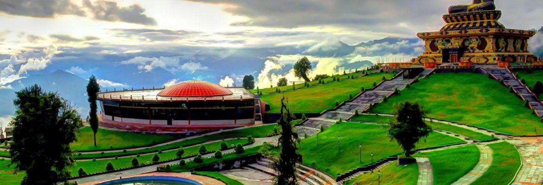 Buddha Park, Ravangala,Sikkim, India