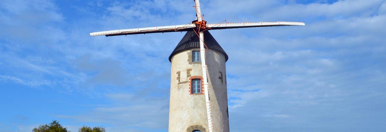 Moulin de Rairé,Sallertaine, Pays de la Loire, France