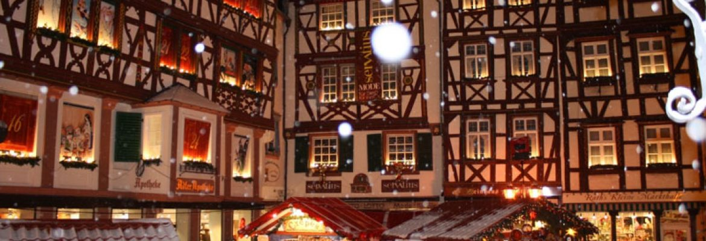 Mittelalter Markt,Bernkastel-Kues, Germany
