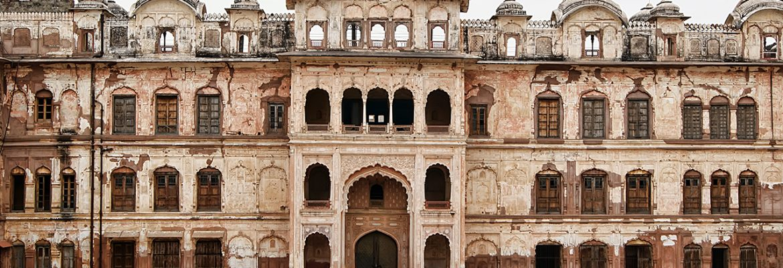 Qila Mubarak, Punjab, India