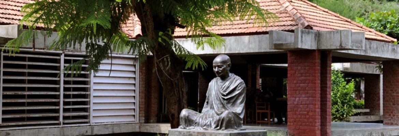Sabarmati Ashram,Gujarat, India