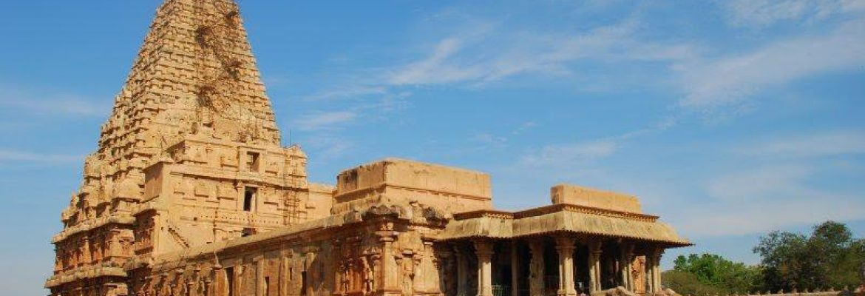 Brihadeeswara Temple,Tamil Nadu, India
