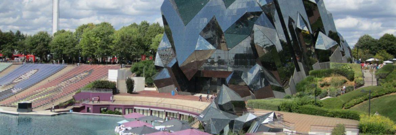 Futuroscope Theme Park,Chasseneuil-du-Poitou, Poitou-Charentes, France