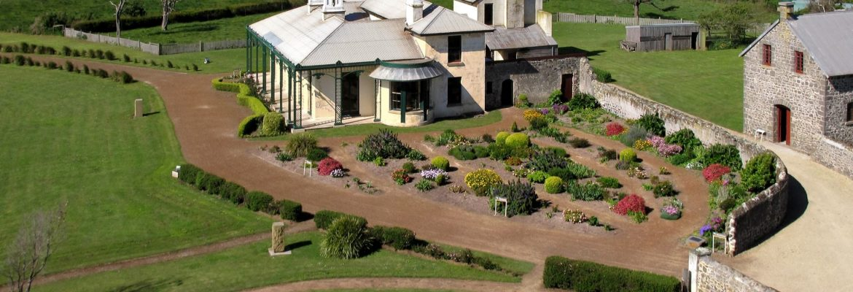 Highfield Historic Site,Stanley, Tasmania, Australia