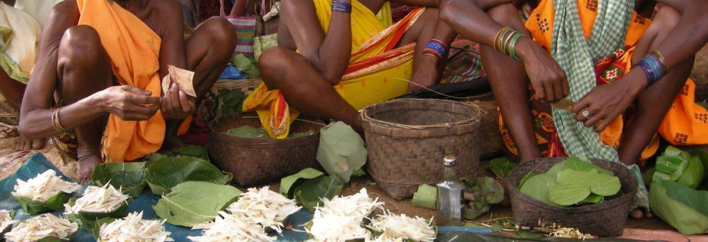 Koraput Market Town,Odisha, India