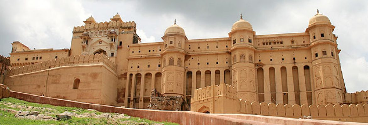 Amer Palace and Fort,Rajasthan, India