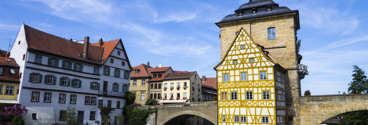 Bamberg Old Town, Unesco Site, Germany