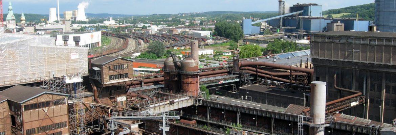 Völklingen Ironworks, Unesco Site,Völklingen, Germany