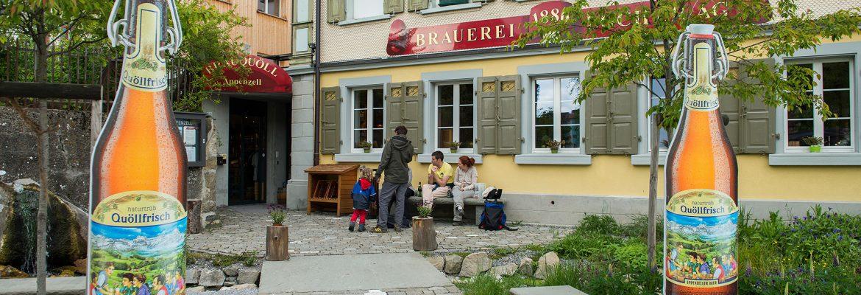Brauerei Locher Brewery Factory Tour,Appenzell, Switzerland