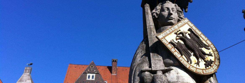 Roland Statue, Unesco Site, Bremen, Germany