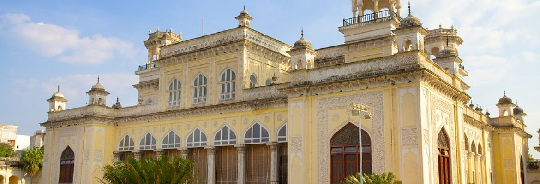 Chowmahalla Palace,Telangana, India
