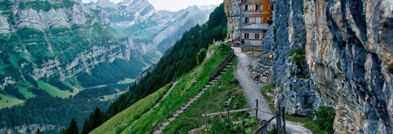 Mountain Guesthouse, Weissbad, Switzerland