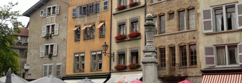 Old Town, Geneve, Switzerland