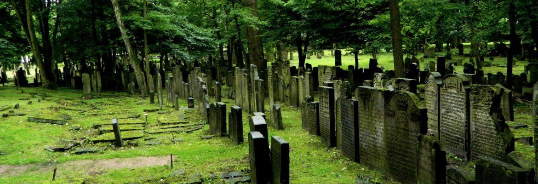 Jewish Cemetery, Unesco Site, Hamburg, Germany
