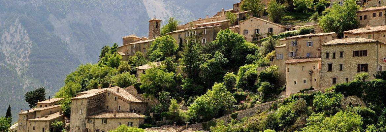 Mount Ventoux,Brantes, Provence-Alpes-Cote d'Azur, France