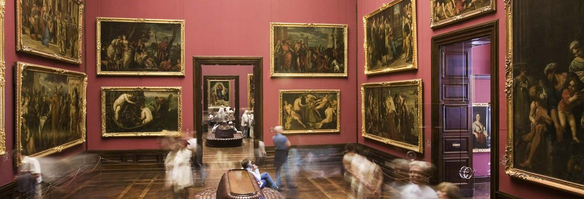 Old Masters Picture Gallery, Dresdon, Germany